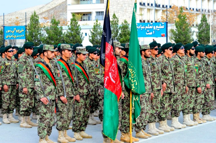 OP ATTENTION, Kabul