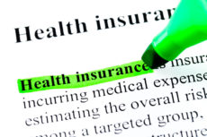 11175715 - health insurance definition highlighted by green marker on white