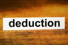 10448079 - deduction