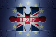 55315003 - brexit concept