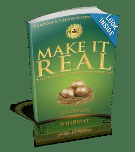 Make it Real: Coaching & Certification Journal Image