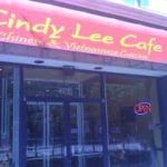 Cindy Lee Cafe: Meh.