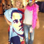Democrat or Republican, people wear funky clothes to conventions [pics]