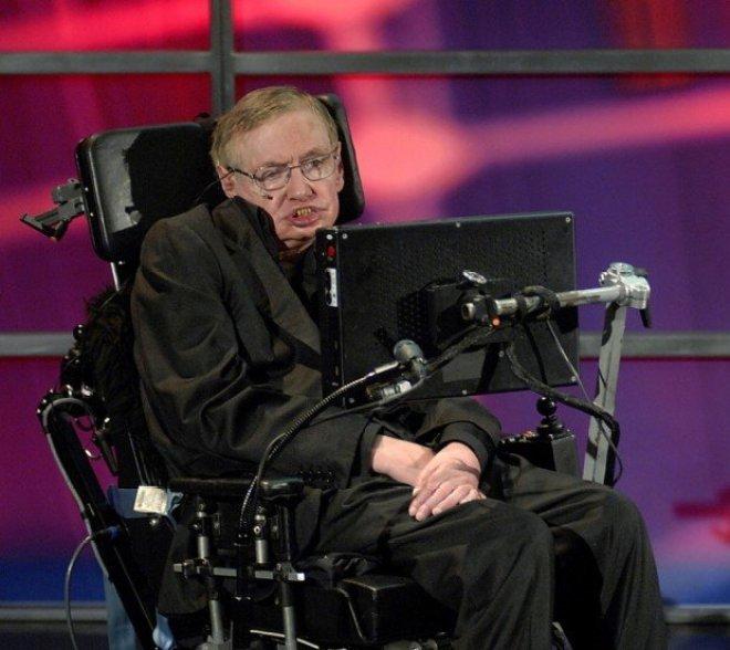 Стивен Хокинг / © www.toptenz.net