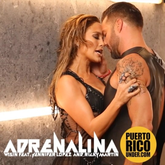 #adrenalina #sexy #video @wisin @jlo @ricky_martin I'm watching Adrenalina by Wisin on VEVO for iPhone. http://vevo.ly/ju2gDr