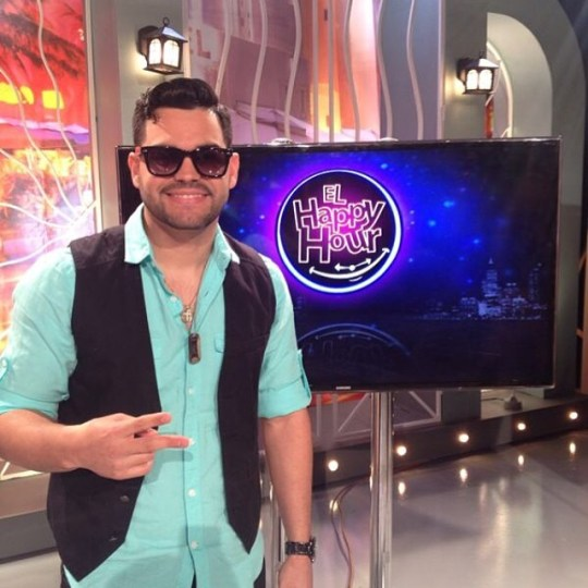 DzO en ViVo a las 7pm por America TV en El Happy Hour @officialdzo @puertoricounder @atakalorecords