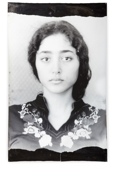 Golshifteh, 205 x 127 cm, 2006, Edition of 6
