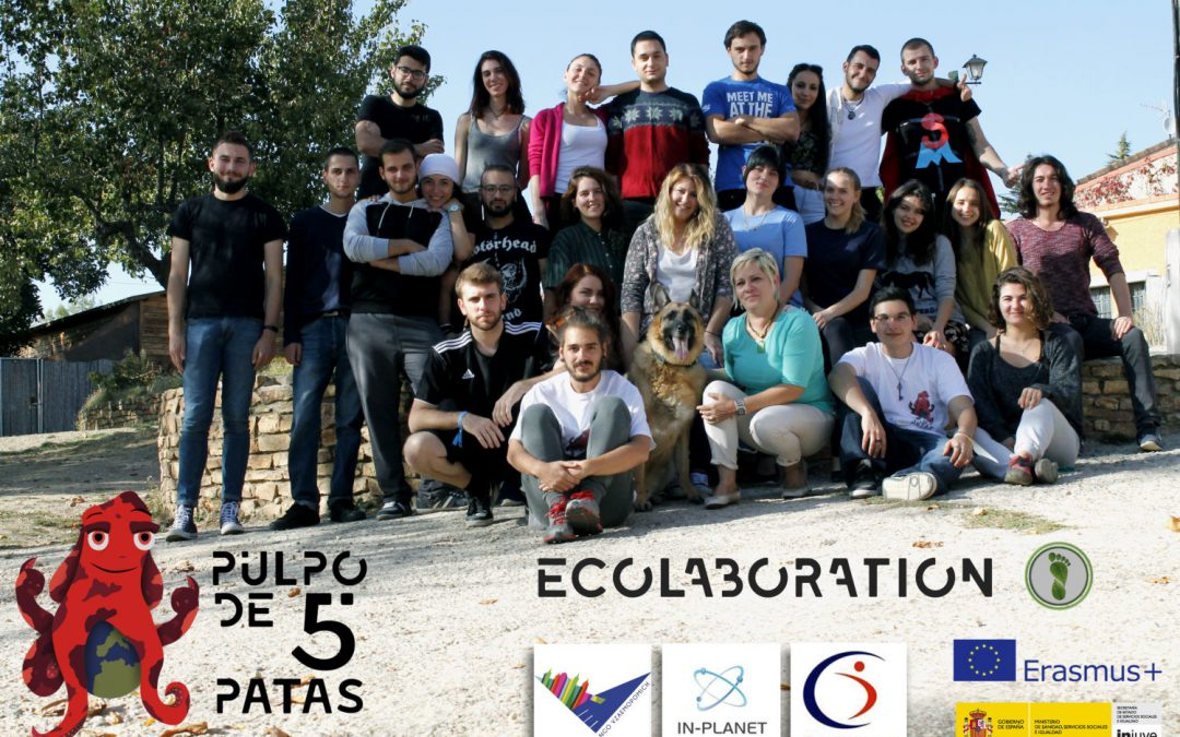 Youth Exchange «Ecolaboration» October 2017