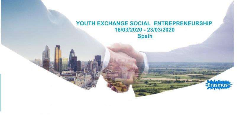 Youth Exchange «Freedom and Equality» coming in 16th of March 2020.
