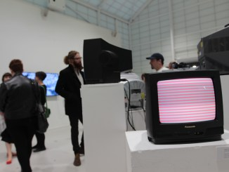 Hanover Project Video Festival , Photo by Matthew Lee