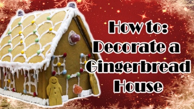 how to gingerbread