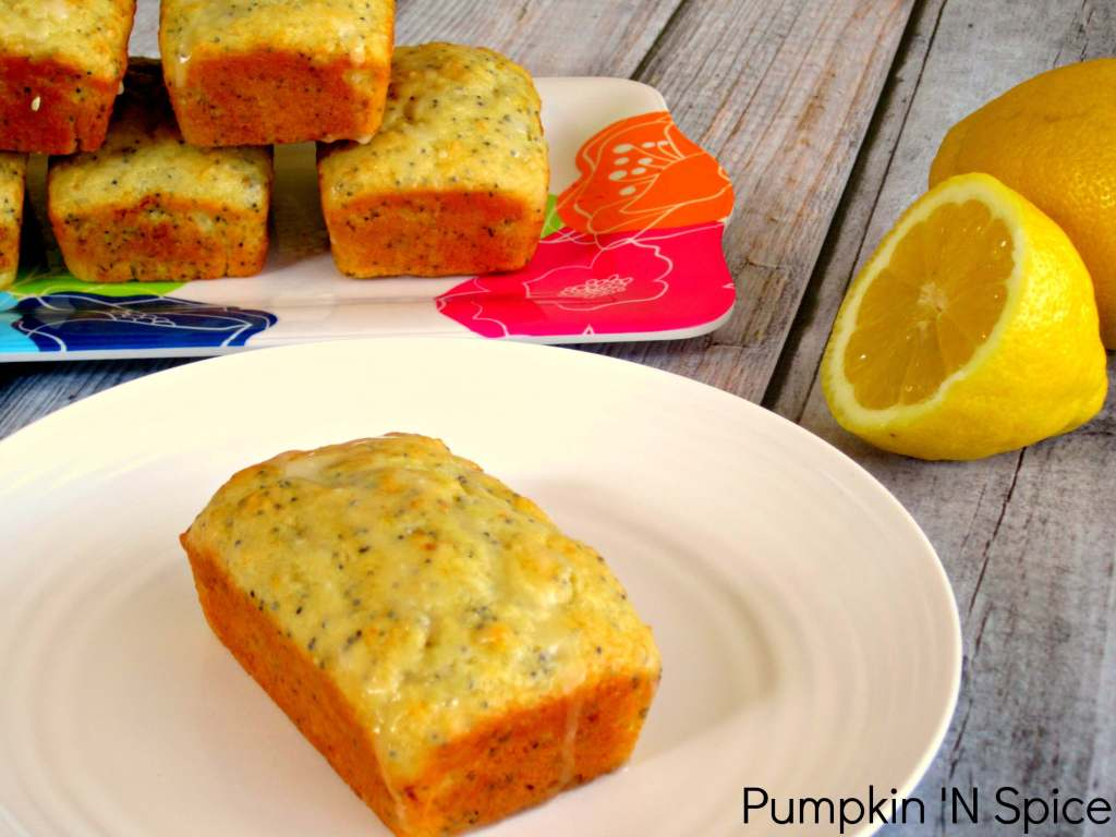 LB15 1024x768 Mini Lemon Poppy Seed Loaves