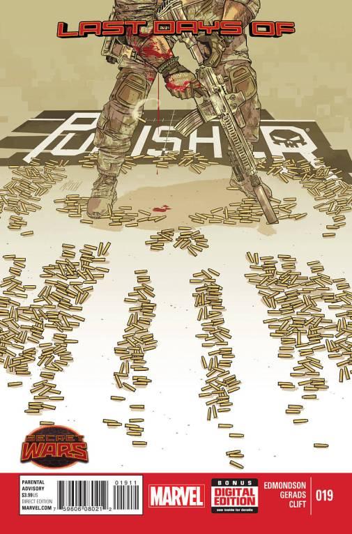 Punisher #19 2015