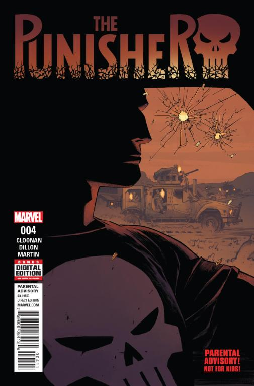 Punisher Vol 10 #4a