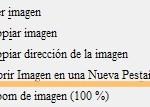Extensiones para gestionar mejor las imágenes en Firefox