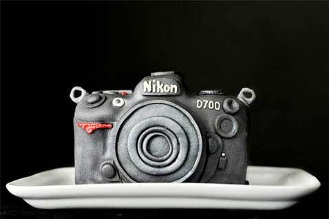 Torta Nikon D700