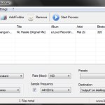 Modifica la calidad de tus MP3 con MP3QualityModifier