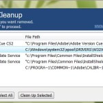 MSConfig Cleanup, elimina programas del incio de Windows