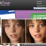 PicTreat, corrije imperfecciones del rostro en tus fotos