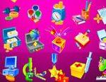 60 iconos vectoriales gratuitos
