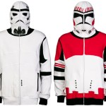 Espectaculares hoodies de Star Wars