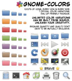 Gnome-Colors