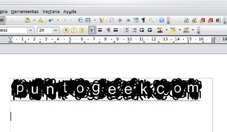 Tipografías libres para GNU/Linux