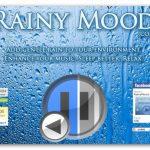 Rainy Mood, escucha sonido de lluvia online