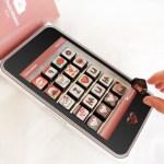 iChocolates, el mejor regalo para tu novia geek