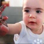 Iron Baby, ¿El verdadero Iron Man?