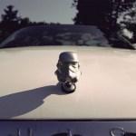 Adorno de capot de Star Wars