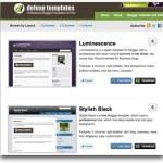 Plantillas con diseño profesional para Blogger gratis