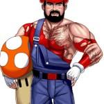 Super Mario gay