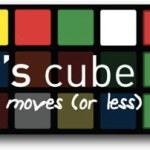 Todo sobre el Cubo de Rubik + Resolverlo en 20 movimientos o menos [Infografía]