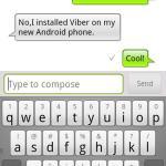 Aplicaciones Android: Viber, llamadas y SMS gratis para todos