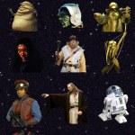 El alfabeto de Star Wars [Imagen]