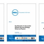 3 ebooks de Dell sobre backups y recuperación de datos