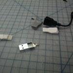 Cómo crear un pendrive flash oculto en un cable USB para almacenar datos importantes