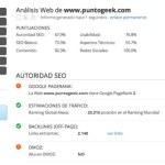 MetricSpot: Realiza un análisis SEO de tu sitio web gratiss