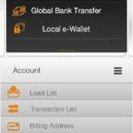 Aplicación de Payoneer para iPhone y Android