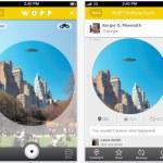 Wopp: Nueva red social tipo Vine pero con videos circulares