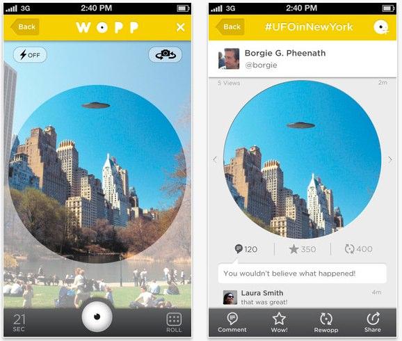 Wopp para iPhone