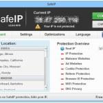 SafeIP: Servicio de VPN para navegar seguro y de forma anónima