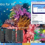 Nuevo tema estilo Metro para Windows XP