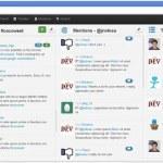 Cocoweet: Cliente de Twitter multicuenta y con filtros para Chrome