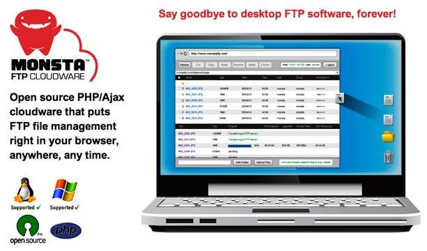 Monsta FTP