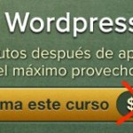 Curso de WordPress valorado en $49, GRATIS
