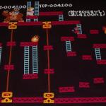 Donkey Kong animado con stop motion