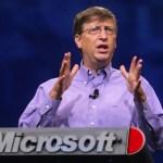 Peligra el puesto de Bill Gates en Microsoft