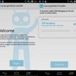 CyanogenMod lanza un instalador automático